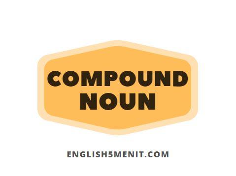 compound noun