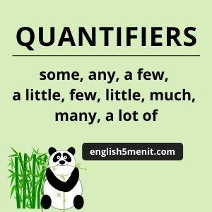 macam-macam quantifiers